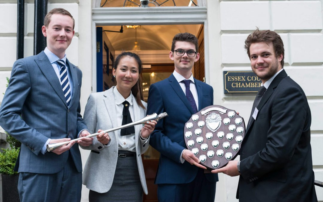 Liverpool John Moores wins 2014 National Mooting Competition