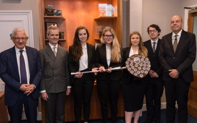 Oxford Brookes wins the 2018-2019 competition